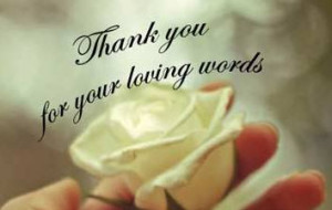 Thank You Sayings For Friends Thank you poems true sayings