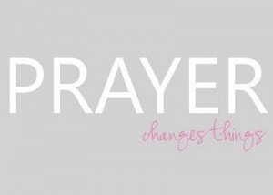 Prayer Changes Things Printable