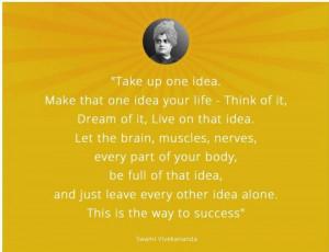 Focus on Success Quotes of Success Quotes