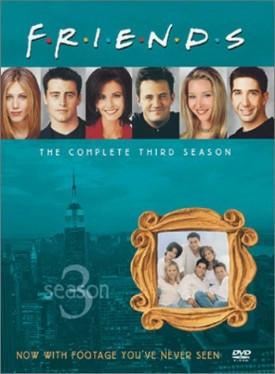 Friends: Season 3 DVD Set