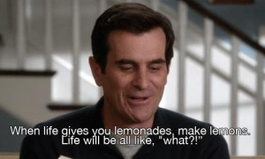 Modern Family – Phil Dunphy Quotes