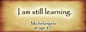 Still Learning Facebook Cover