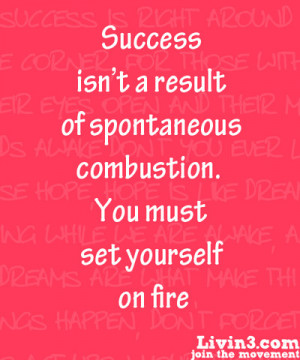Positive Tuesday Quotes Positive quote about success.