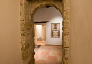 Modern Cream Hallway...