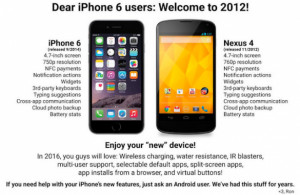 iphone 6 vs android 585x382 iphone 6 vs android