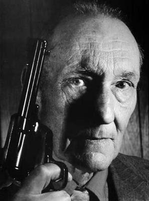 William Burroughs por Hunter Thompson