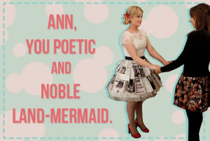 Quotes, Leslie Anne, Leslie Knope Funny, Happy Galentine, Leslie Knope ...