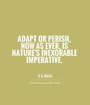 Nature Quotes H G Wells Quotes