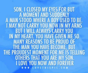 single mother and son quotes single mother and son quotes