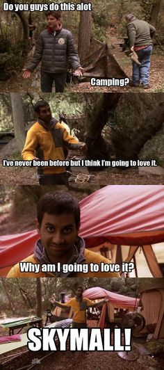 ... parks and recreation tom haverford crack meat tornados toms haverford
