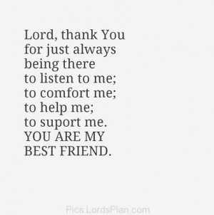 ... friend. Thanks note to God,Famous Bible Verses, Jesus Christ , daily