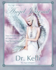 the angel whisperer s angel journal here 144 pages this angel journal ...