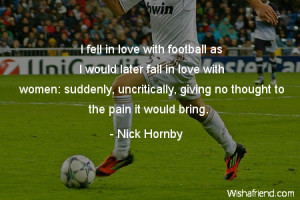 Soccer Love Quotes Soccer quotes