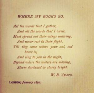Quotes, Fairy Quote, Fairy Tales, Book, Williams Butler, Poetry, Irish ...