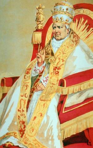 Papal Profile: Pope Pius IX