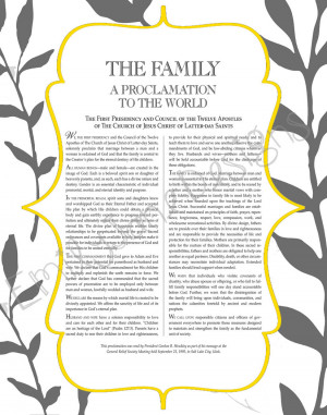 Lds Quotes Family