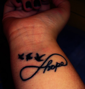Hope Tattoos.