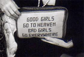 Bad Girl Quotes & Sayings