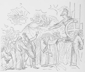 RECEPTION OF THE AMERICAN LOYALISTS IN ENGLAND