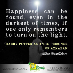 ... to find an inspirational quote from the beloved fantasy series