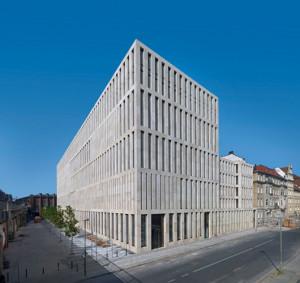 Jacob-und-Wilhelm-Grimm-Zentrum in Berlin by Max Dudler Architects ...