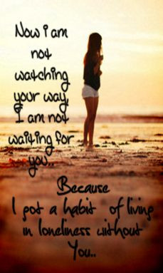 Lonely Without You Quotes