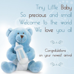 new baby boy sweet poem for new baby boy baby shower poems 01 pin it