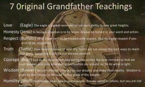 Original Grandfather Teachings