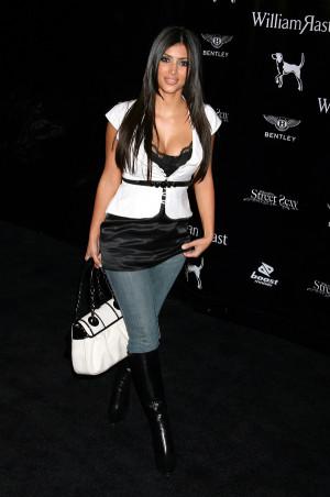 ... legs, underarms… my entire body is hairless. – Kim Kardashian
