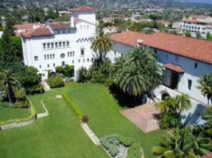 ... Tours in beautiful Santa Barbara will delight architecture enthusiasts