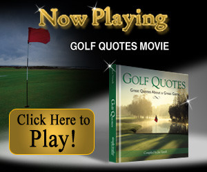 Golf quotes for team building