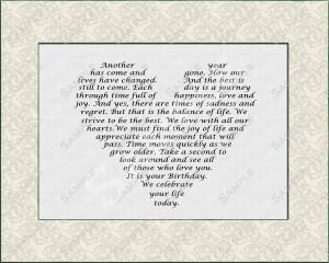 50th Birthday Poems For Mom