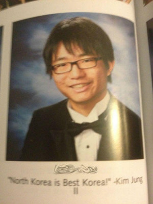 funny-senior-yearbook-quote-north-korea