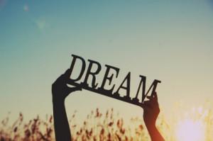 dream, life, quotes, sky