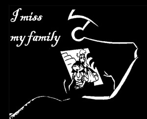 ha i miss my family by chave lpz