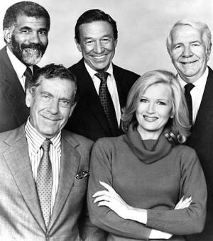 ... , Cbs 60, Minute Staffer, Televi News, Diane Sawyer, Harry Reasons