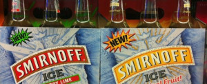 Smirnoff Ice has launched two new flavors right in time for the