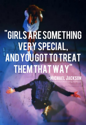 Michael jackson, quotes, sayings, about girls, celebrity, quote