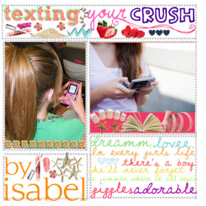 texting your crush quotes