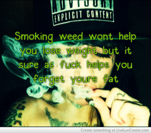 Smoking Weed Diet