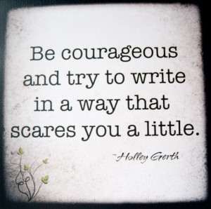 ... Here are 7 funny (charming) quotes about writing that you will enjoy