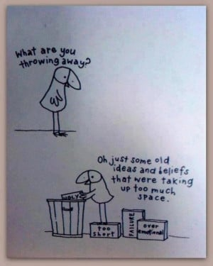 ... decluttering. Shared on FB from Your Hidden Potential Life Coaching