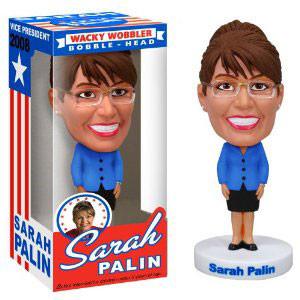 21 sarah palin wacky wobbler now you can bring sarah home with this ...
