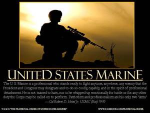 Marine Corps Motivational