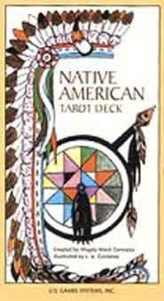 pagan #wicca #witchcraft #celtic #druid #tarot Native American Tarot ...