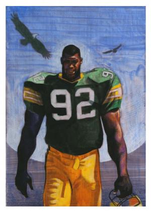 Reggie White Green Bay