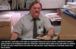 Funny Office Space quotes4 Funny Office Space quotes