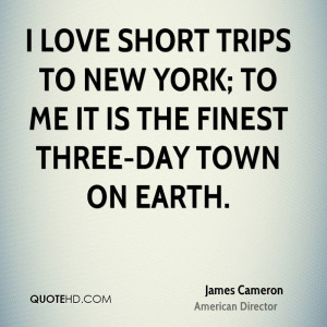 James Cameron Travel Quotes