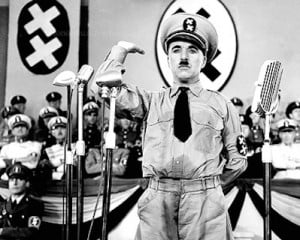 charlie chaplin quotes the great dictator