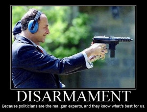 Gun Control Demotivational Posters